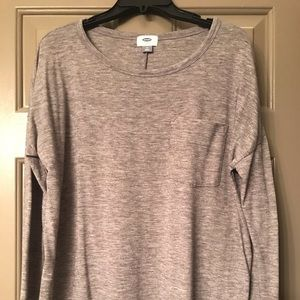 Old Navy scoop neck top